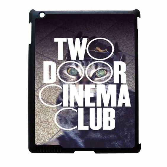 Case Design e cell phone cases : Two Door Cinema Club iPad 2 Case : Cinema, Ipad 2 Case and iPad