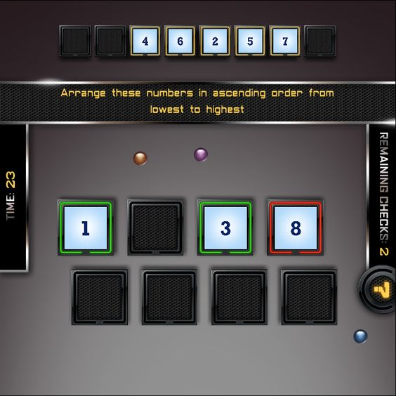 Challenge your students to create ordered sequences from a randomized group of elements in our new scenario, OrderLine! With an endless range of configurations, students can arrange numbers, fractions, decimals, dates, and more! Select from our growing library of learning activities, or create your own! #interactive #education #embodiedlearning