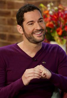 Tom Ellis as Sawyer Lieberman, Vi's Suave, Smooth ... & (s)ex(y) ex (Short story contained within Nutsie Nan's Cafe Cookbook)