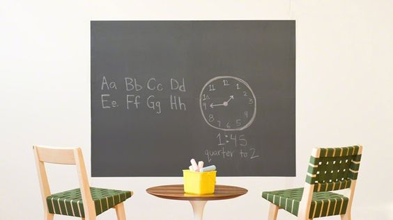 Chalkboard Removable Wall Decals -OpenSky