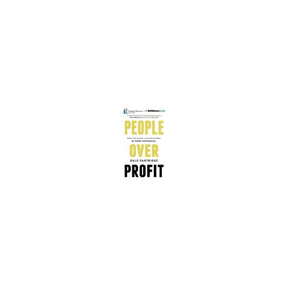 People over Profit (Unabridged) (Compact Disc)