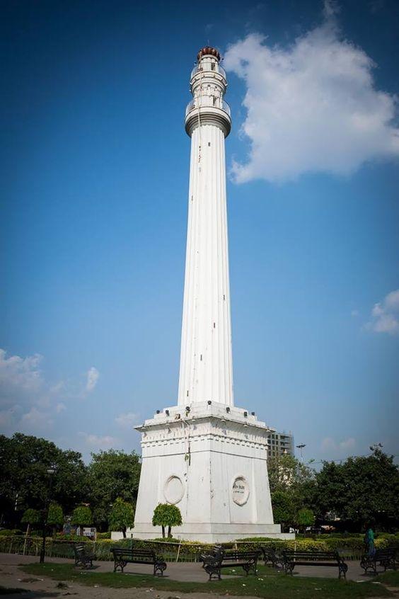 History Of Shaheed Minar