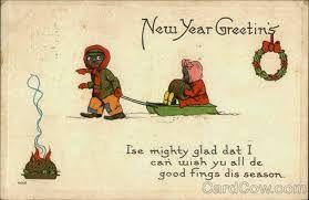 Картинки по запросу новогодние открытки старинные