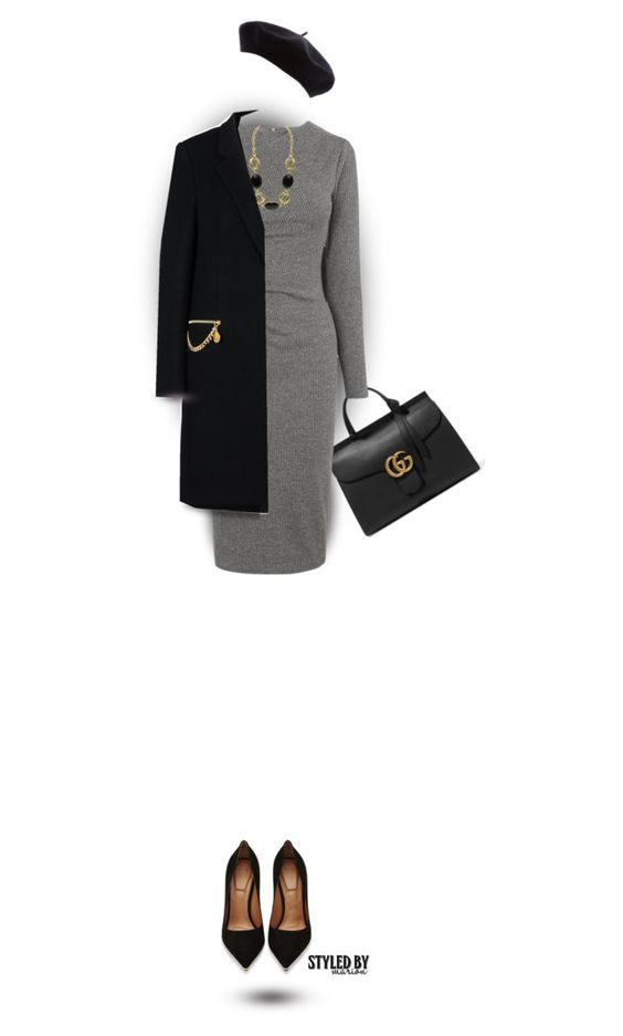 """Classy Lady"" by marion-fashionista-diva-miller ❤ liked on Polyvore featuring Gucci, Whistles, Givenchy, STELLA McCARTNEY, women's clothing, women's fashion, women, female, woman and misses"