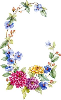 flores celestes: