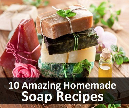 10 amazing homemade soap recipes diy gift world bath scrubs lotions etc pinterest - Homemade scent recipes ...