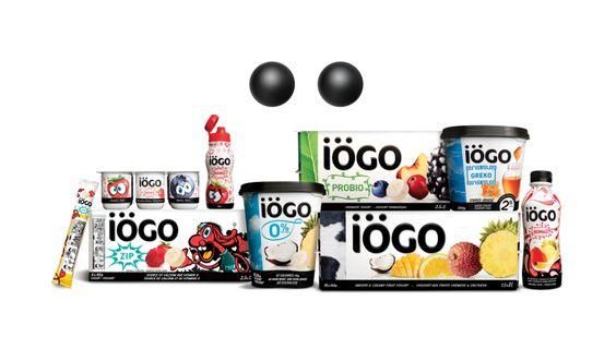 1 an de yogourt Iögo à remporter !!!