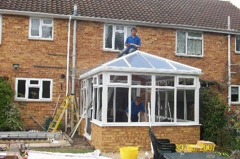 Diy Conservatories Reviews Hi Mandy More Than Happy With My Conservatory Can Recommends Phil And His Mate Who Put Diy Conservatory Conservatory Outdoor Decor