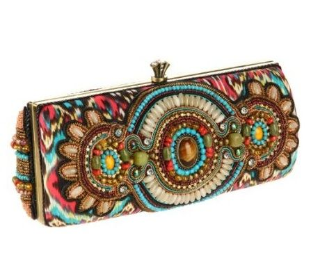 Great clutch handbag for a fancy night out.