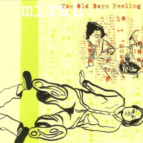 Mirah - The Old Days Feeling CD