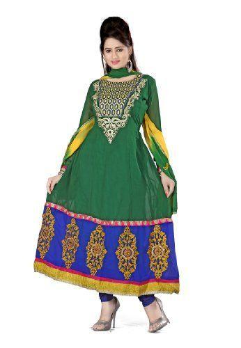 Fabdeal Indian Designer Georgette Green Embroidered Salwar Fabdeal, http://www.amazon.de/dp/B00IRB97CQ/ref=cm_sw_r_pi_dp_yv7otb15D64DZ