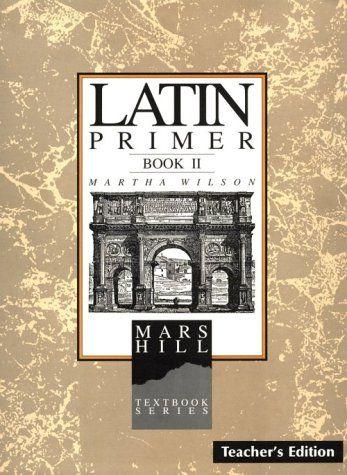 Latin Primer I 13