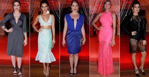 As atrizes arrasaram! Confira os looks de Letícia Spiller, Lisandra Souto, Cristiane Oliveira e Bruna Marquezine #Destaque!