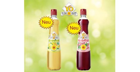 YO fruchtsirup test