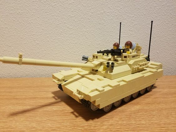 The Armoury: Champion 2A4 Main Battle Tank, by militaryfreak