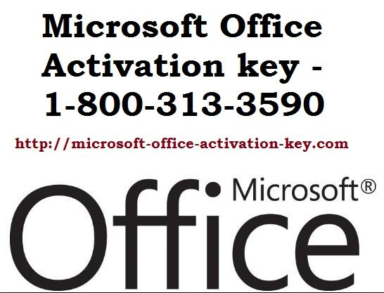 Microsoft Office actuation key is utilized for the enactment of
