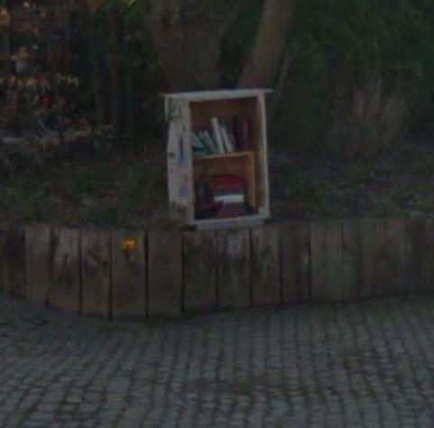 boîte à livres Gembloux