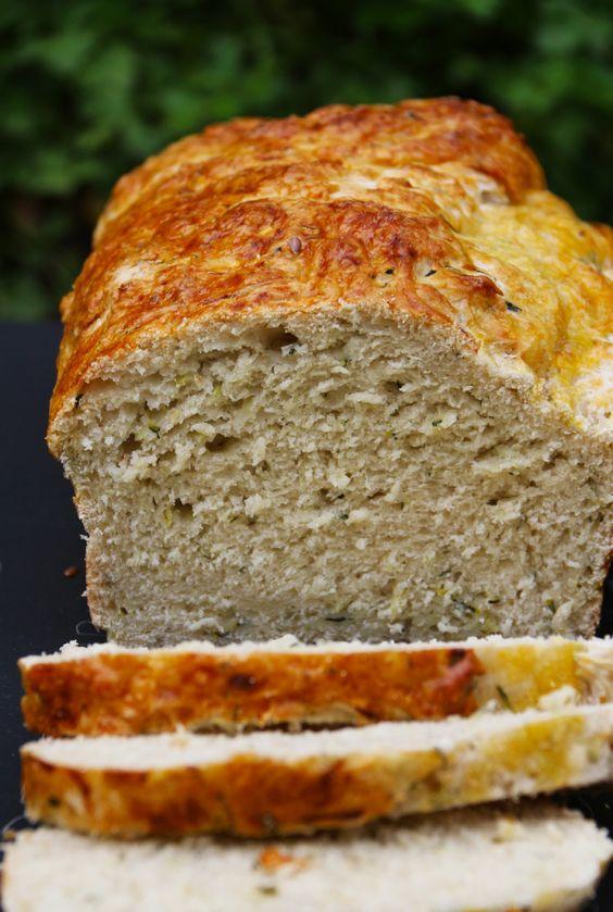 Receta Pan de Zapallito - Receta Vegetariana