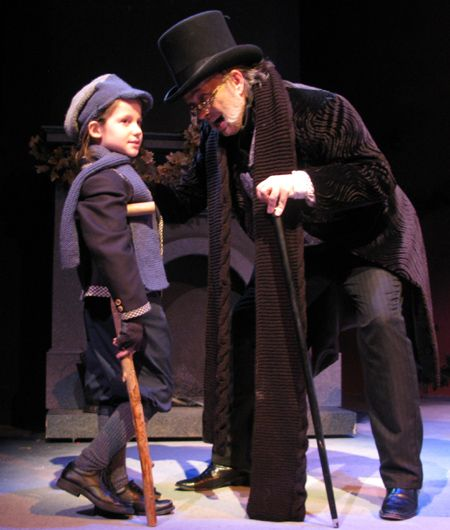 Tiny Tim A Christmas Carol: Tiny Tim Costume Christmas Carol