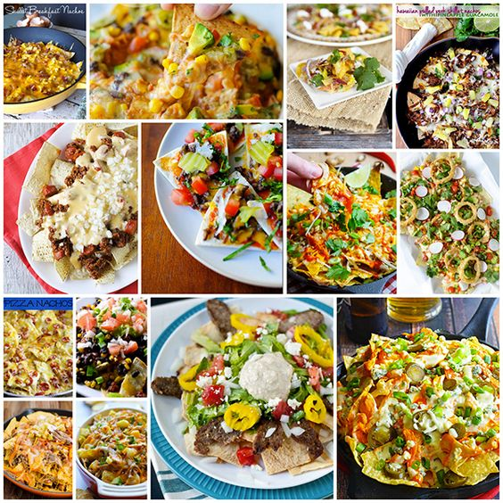 14 Creative Nacho Recipes Perfect for Game Day Food!