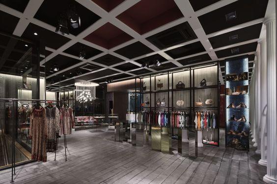 BEYOND THE TIME shop by Ichiro Nishiwaki & Junichi Ogawa, Tokyo – Japan » Retail Design Blog