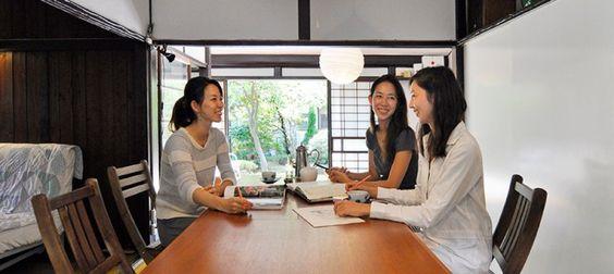 古民家を現代に日本の伝統を受け継ぐ双子姉妹の挑戦