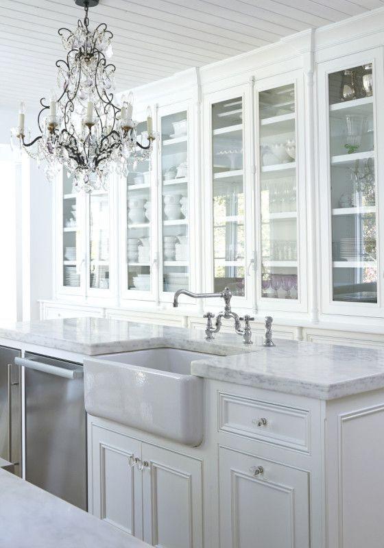 13 Elegant White Kitchen Cabinets Decor And Design Ideas White Kitchen Decor Kitchen Design Decor White Kitchen