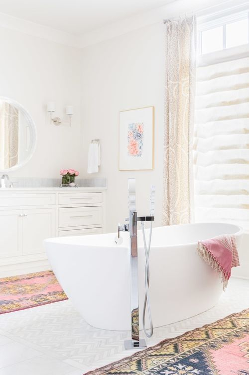 Ristrutturazione Bagno 2020 Guida Completa Con Foto Video All White Bathroom White Bathroom Cozy Bathroom