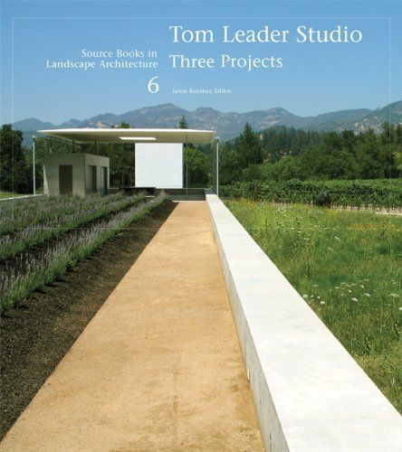 Tom Leader Studio Three Projects: Source Books in Landscape Architecture 6 by Princeton Architectural Press (2010-06-02) by Unknown http://www.amazon.com/dp/B019NROQRI/ref=cm_sw_r_pi_dp_tFX1wb0ASKTC4
