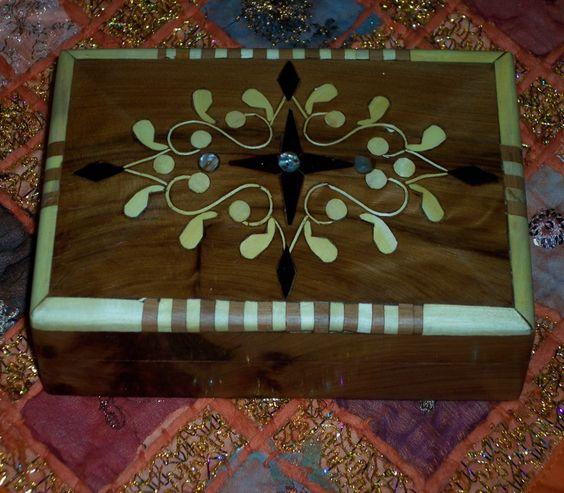 Bahria Twiya Wood : | Treasures of Morocco