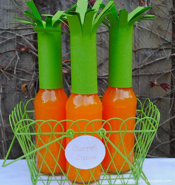 """Carrot"" Juice :-) Orange Crush"