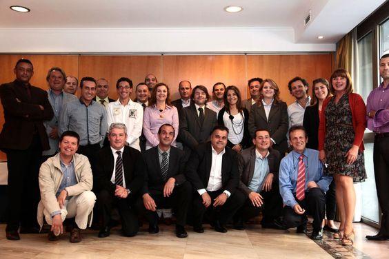 2011 Curso CRS REAP Foto Grupo Alumnos con Certificado de Titulacion en Formacion Inmobiliarias Alejandro Perez Irus AlejandroPI Realtors USA Agentes Inmobiliarios