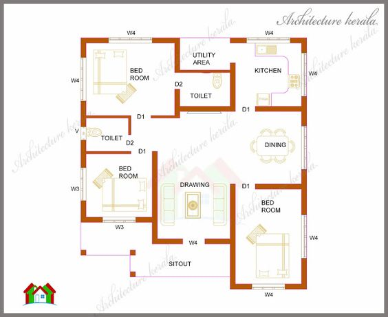 Home Design Plans Indian Style Trend Home Design And Decor