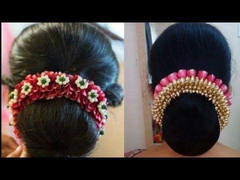 Koppu Hair Style Juda Partyhairstyle In 10 Minutes Weddinghair Style Youtube In 2020 Hair Styles Hair Style