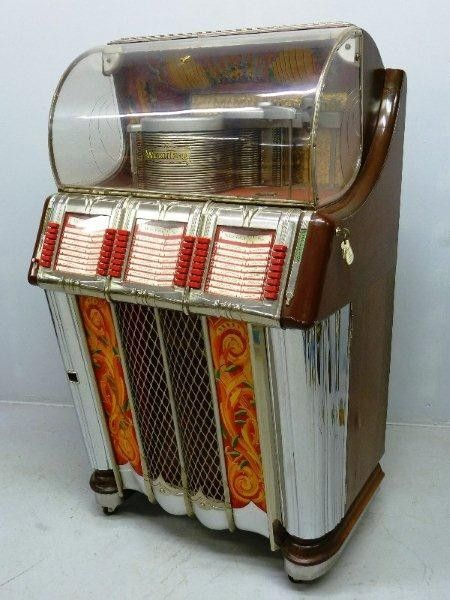 1950's Wurlitzer Jukebox