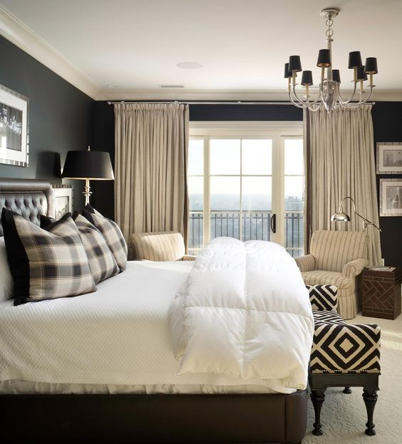 joy tribout interior design black walls white ceiling with light fabrics room is still ceiling wall lights bedroom