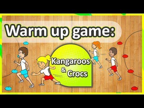 ismerd warm up games)
