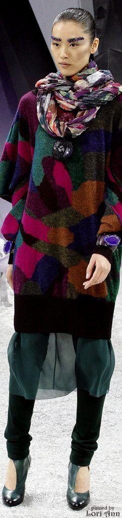 Chanel Fall 2012 RTW