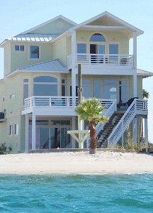 Beach Houses Beaches And Beach Homes On Pinterest