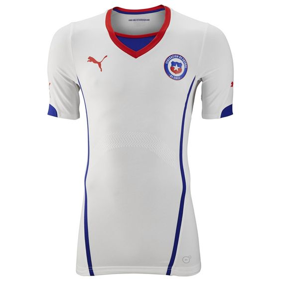 Chile Jersey Away 2014