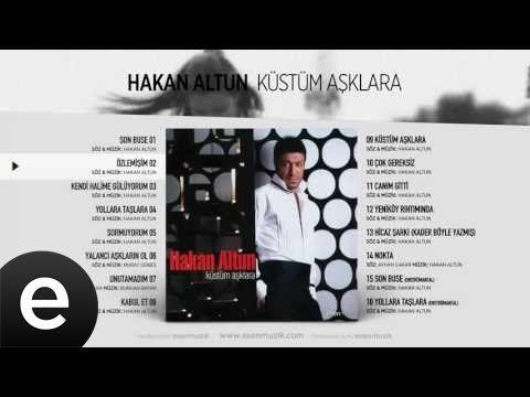 Ozlemisim Hakan Altun Official Audio Ozlemisim Hakanaltun Esen Muzik Youtube Muzik Youtube Itunes