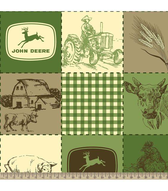 1000 Ideas About John Deere Fabric On Pinterest John Deere Crafts Fabric Garland And Tractor