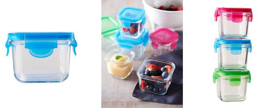 Littlelock Baby Food Containers   Review by The Feeding Guide