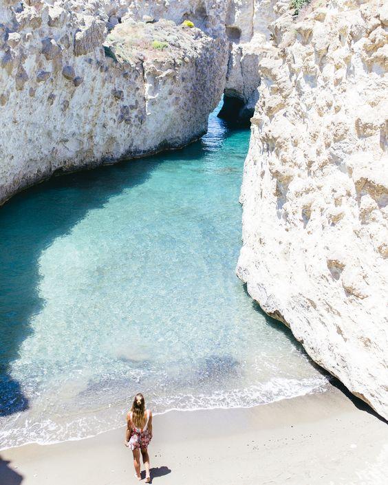 Milos - not to miss Best island in Greece
