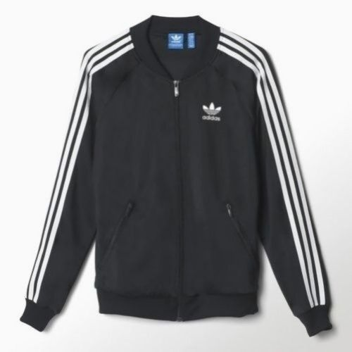 adidas Herren Originals Superstar Track Top Pink Mittel
