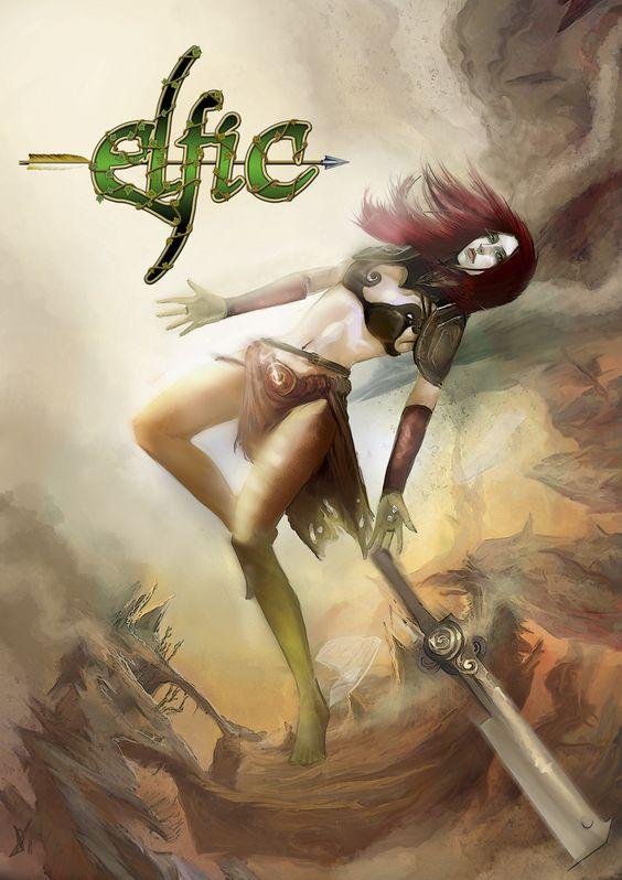 concours d'affiche, Elfic 2011