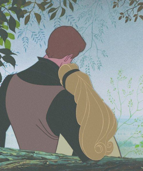 Sleeping Beauty - Aurora } Disney