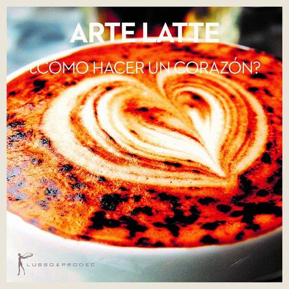 Sorprende a tus seres queridos con un desayuno especial. Descubre cómo conseguir un corazón como éste. ¡Es muy sencillo!  ➡ bit.ly/ArteLatte  #ArteLatte #cafe #coffee #LussoProdec