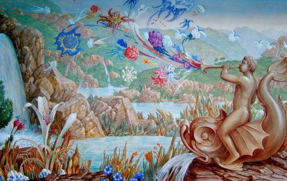 Wolfgang Harms: Kunst Iii, Fantasy Art, Wolfgang Harms
