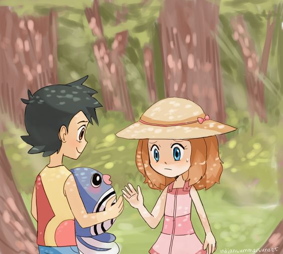 This is so BEAUTIFUL, CUTE and ADORABLE!!!!!! XD :D :) ^_^ ^.^ ♡ Little Amourshipping ^.^ ♡